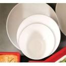 Bowl, 24 Oz., 9-1/4'', Melamine, White(1 Each/Unit) width=