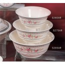 Thunder Group 5285AR Rose Scalloped Bowl 53 oz. (1 Dozen) width=
