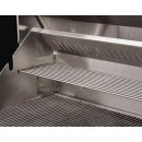 Bun Rack Assembly, Stainless Steel, Adjustable, For Rd-30 width=