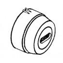 CAP, END (F/ 1-1/2OD BULBS) width=