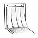 CURTAIN,DISHWASHER(22.5X17.5) width=