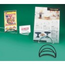 Cardholder--Sunrise-Style---3-1-2W-X-2H---Silver-Frame