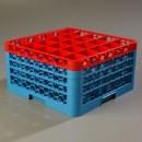 Carlisle OptiClean Dishwasher Glass Rack(2 Pieces/Unit) width=