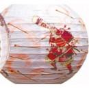 Thunder Group HL36-2 Samurai Cochin Paper Lantern width=