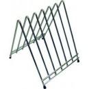Cutting Board Rack, 6 slots(1 Each/Unit) width=