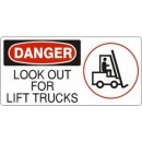 Danger---Look-Out-For-Lift-Trucks--W-Forklift-Picto--[7X17-Aluminum]