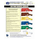 FOOD-HANDLING-CHART--FULL-COLOR--LAMINATED-8-1-2---X-11--