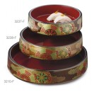 "GET Enterprises 3238-F Fuji Japanese Sushi Box, 9-1/2""(6 Pieces) width="