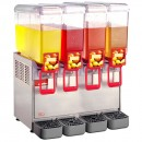 Grindmaster-Cecilware 20/4PE Arctic Economy Four Bowl Cold Beverage Dispenser, 5.4 Gallon width=