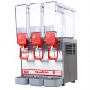 Grindmaster-Cecilware 8/3 Arctic Compact Triple Bowl Cold Beverage Dispenser 2.2 Gallon width=