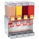 Grindmaster-Cecilware 8/4 Arctic Compact Four Bowl Cold Beverage Dispenser 2.2 Gallon width=
