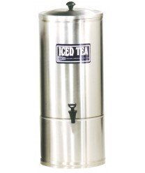 Grindmaster-Cecilware S10 Stainless Steel Iced Tea Dispenser, 10 Gallon