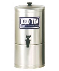 Grindmaster-Cecilware S3 Stainless Steel Iced Tea Dispenser, 3 Gallon