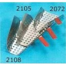 Jet Scoop, jumbo, right handed, perforated width=