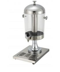 Winco 902 Stainless Steel Juice Dispenser 7-1/2 Qt.