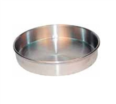 "Winco ACP-082 Aluminum Layer Cake Pan, 8"" x 2"""