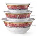 GET Enterprises M-806-L Longevity Melamine Wave Bowl, 24 oz. (1 Dozen) width=