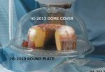 "GET Enterprises HI-2010-JA Jade Mediterranean Round Plate, 13""(6 Pieces)"