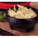 GET Enterprises MOJ-802-BK Viva Mexico Molcajete Bowl, 10 oz. (1 Dozen) width=