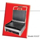 Grindmaster-Cecilware  SG1LF-240 Single Plus Panini Sandwich Grill,  Flat Surface - 240V width=