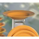 Thunder Group CR5811YW Yellow Melamine Pasta Bowl, 16 oz. (1 Dozen) width=