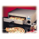 Pizza-Oven--countertop--7-7-8---x-19-1-8---x-20-1-2----s-s-exterior--14---rack--on-off-operation-is-controlled-by-a-15-min--mechanical-timer--thermostat-is-pre-set-to-450-degF--upper-and-lower-heating-elements--120-volt--1450-watts--12-1-amps
