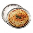 Pizza-Tray--9----W-Floral-Design--25-Pieces-Unit-