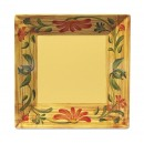 "GET Enterprises ML-90-VN Venetian Square Plate, 12""(6 Pieces) width="