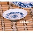 "Thunder Group 1004DL Blue Dragon Round Plate 4-1/2"" (1 Dozen) width="