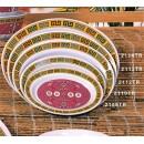 "Thunder Group 2112TR Longevity Deep Oval Platter 12"" x 9"" (1 Dozen) width="