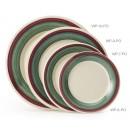 "GET Enterprises WP-6-PO Diamond Portofino Wide Rim Plate, 6-1/2""(4 Dozen) width="
