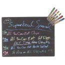 Radius Design Neon Markerboard Display Style Markerboards and Chalkboard (1 Each/Unit) width=