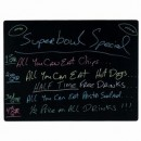 Radius Design Neon Markerboard Display Style Markerboards and Chalkboard 18x24 (1 Each/Unit) width=
