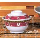 Rice/Noodle Bowl Lid Only, 5-1/4'' Dia., Melamine, Longevity, Nsf (1 Dozen/Unit) width=