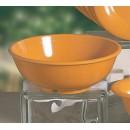 Thunder Group CR5807YW Yellow Melamine Salad Bowl, 32 oz.  (1 Dozen) width=