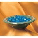 Thunder Group CR5608GR Green Melamine Salad Bowl 8 oz. (1 Dozen) width=