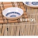 "Thunder Group 1101DL Blue Dragon Sauce Dish 2-3/4"" (1 Dozen) width="