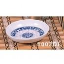 "Thunder Group 1003DL Blue Dragon Sauce Dish3-7/8"" (1 Dozen) width="