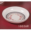 "Thunder Group 1003AR Rose Sauce Dish 3-7/8""  (1 Dozen) width="