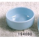 "Thunder Group 1940 Blue Jade Sauce Dish 4"" (1 Dozen) width="