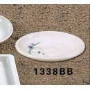 """Thunder Group 1338BB Blue Bamboo Saucer 3-3/4"""" (1 Dozen) width="""
