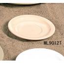 Saucer, 5-1/2'' Dia., Melamine, Tan, Mile Stone, Nsf (1 Dozen/Unit) width=