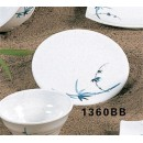 Thunder-Group-1360BB-Blue-Bamboo-Saucer-5-7-8-quot---1-Dozen-