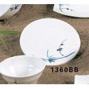 """Thunder Group 1360BB Blue Bamboo Saucer 5-7/8"""" (1 Dozen) width="""