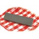 Sharpening Stone, 8'' X 2'' X 1'', Coarse/Medium Side, Aluminum Oxide width=