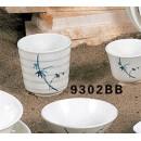 Thunder Group 9302BB Blue Bamboo Tea Cup 10 oz. (1 Dozen) width=