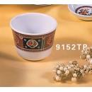 Thunder Group 9152TP Peacock Tea Cup 5 oz. (1 Dozen) width=