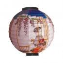 Thunder Group HL36-2 Geisha Cochin Paper Lantern width=