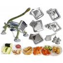 TigerChef Heavy Duty French Fry Cutter Complete Set width=