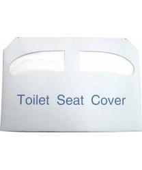 Winco TSC-250 Half-Fold Toilet Seat Cover Paper